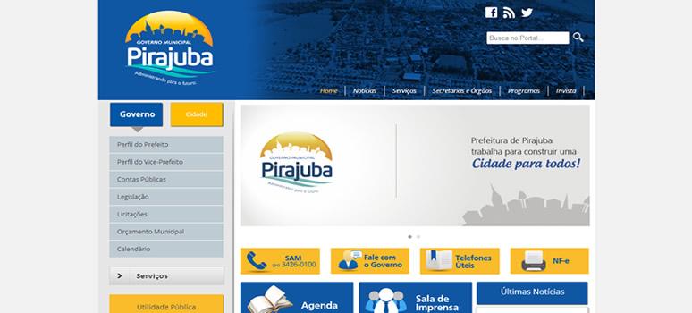 Prefeitura Pirajuba-MG