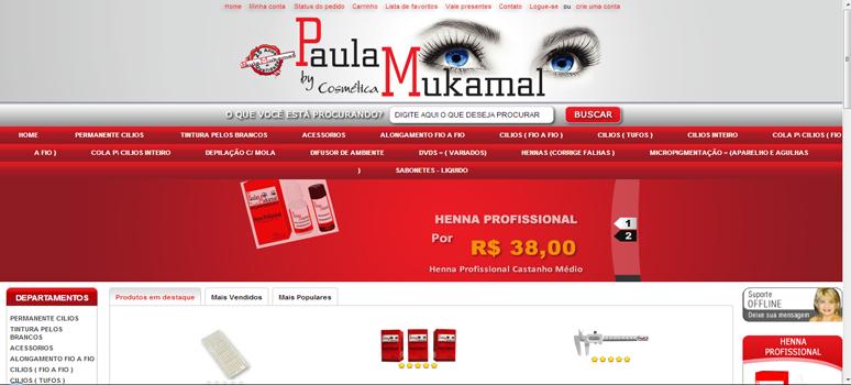 Paula Mukamal
